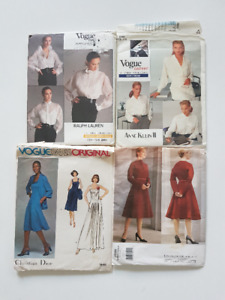 Vintage Sewing Patterns [Vogue, Simplicity, McCall's]