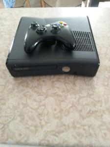 Xbox 360 plus jeux