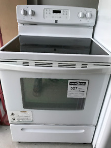 Like new stove, fridge available also $350 obo