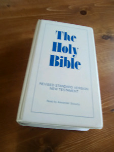 "The Holy Bible ""AUDIO"""