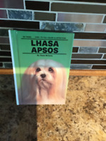 LHASA APSO breed book ** BRAND NEW **