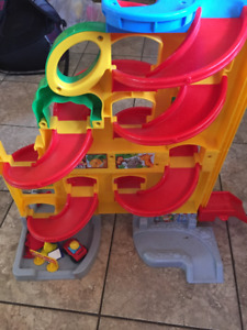 Fisher Price Little People Car Set