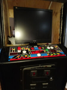 Mame, Arcade Williams Defender full size