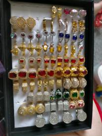 Job Lot of costume jewellery