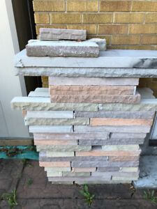 FIREPLACE DECORATIVE BRICK DELIVERED TO YOU