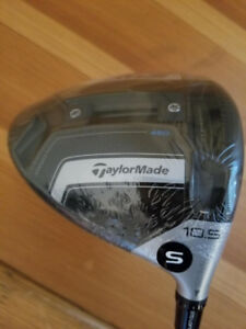Brand New Taylormade Driver M3 right-handed stiff twist face
