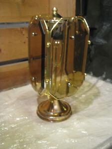 Lampe de plafonnier 4 côtés vitrés Idéal pour couloir