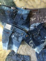 Designer denim shorts!! RODEO READY!!! Text to try!!