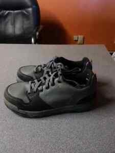 Steel toed  work shoes