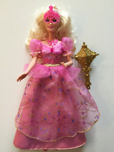 Poupée Barbie Mousquetaire