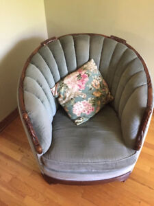 Sofa, table, chairs, buffet and more for sale!