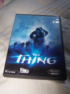 Pour PC - The Thing
