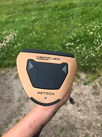 Ping Keppler Ketsch Adjustable Putter, unplayed.