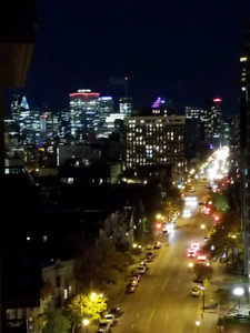 3 1/2 Apartment Montreal Great Location! Heat+Electricity Incl.