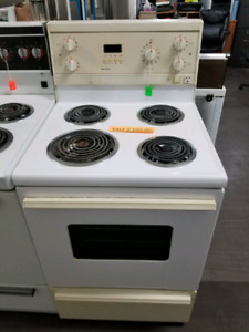 24 in apartment size stove