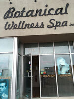 FURNISHED SPA FOR LEASE