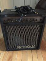 Randall RX35DM amp