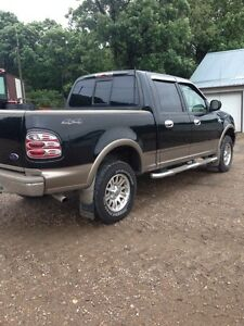 2003 Ford King Ranch