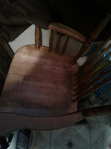 Rocking chair excellent condition