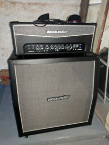 Acoustic Lead Series G120H DSP 120W w/G412A 4x12