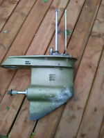 50 HP. Outboard Motor Bottom End