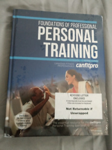 Personal Training Canfitpro Textbook with Keycode