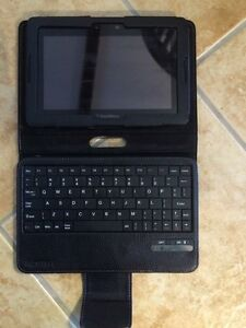 32 GB Blackberry Tablet With Case