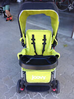 Joovy Sit and Stand 2 kid stroller