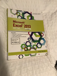 Microsoft Excel  Text Book
