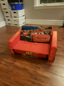 Kids Cars themed sofa/ bed