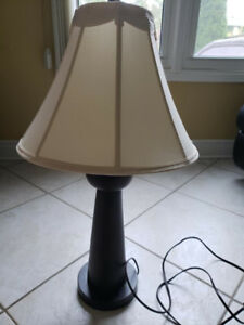 Pottery Barn Lamp working in Perfect condition selling due to mo