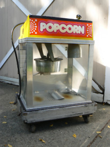 Deluxe Whiz Bang Popcorn Machine