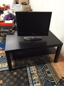 Dark Brown Coffee Table For Sale!!