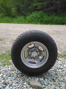 Toyota Truck Rims and Tires