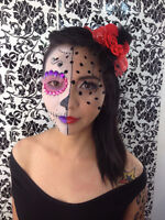 FACE PAINTING AND MAKEUP ARTIST