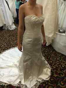 Brand new wedding dress Kitchener / Waterloo Kitchener Area image 2