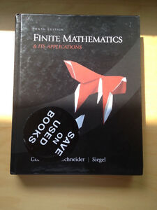 Finite mathematics and its applications 10th edition & solution