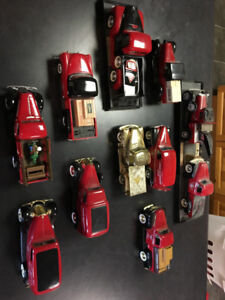 Canadian Tire Diecast Truck Collectibles --10 Employee Editions