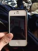 iPhone 4 16g white for sale!