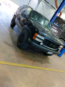 97 Gmc Yukon Safetied