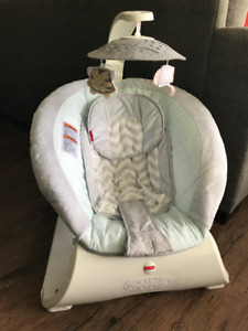 Fisher-Price Sweet Surroundings Deluxe Bouncer