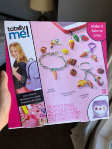 New 'Totally Me! Clay Charms Kit'