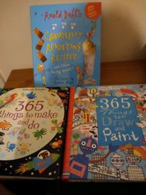NEW kid's activity book bundle