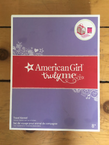 American Girl Truly Me Travel Kennel