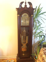 Grandfather Clock - excellent working condition