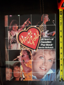 Heart of Gold 30 Years of Canadian Pop Music book 1983