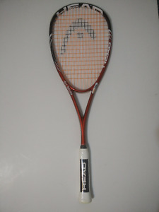 Brand New Head Neon 130 Squash Rackets
