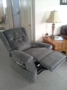 Power Lift & Recline Chair