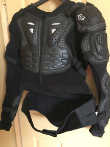 Mountain Bike armour, Titan Sport Jacket.