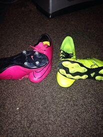 Boys footballl boots
